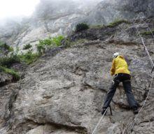 Neue Klettersteige im Kaiserwinkl eröffnet