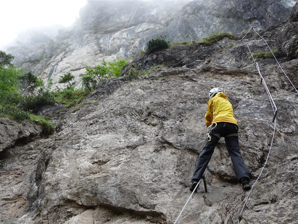 Klettersteig Yosemite : Neue klettersteige im kaiserwinkl eröffnet