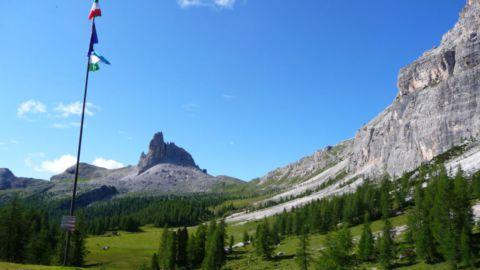 Klettersteig-Mekka Cortina d'Ampezzo