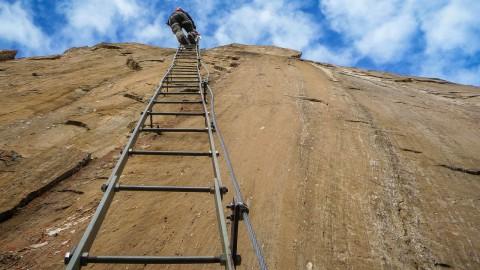 Klettersteig Niederösterreich : Klettersteige am hochkar berg natur und aktiv