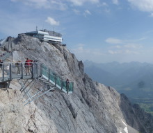 Race the Skywalk – Speed Klettersteig-Rennen in Ramsau am Dachstein