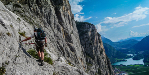 Klettersteig Che Guevara : Peter s bergseiten via ferrata ernesto che guevara