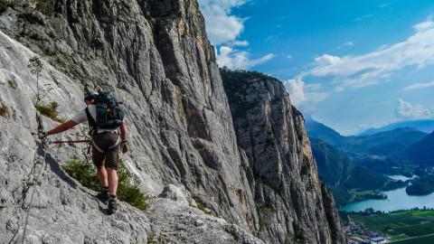 Klettersteig Schweiz : Klettersteig obertrubach u2013 eine neue attraktion für die fränkische