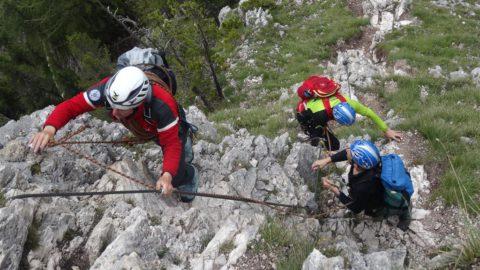 Klettersteigset Cable Vario : Klettersteigset edelrid cable vario gewinnt ispo award