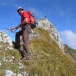 5 Gipfel Klettersteig - Bild © Stefan Wierer