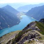Panoramablick auf den Achensee vom Seeberg - Bild: ©Hermann Sonntag
