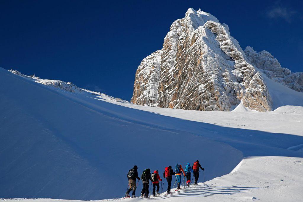 Skitouren am Dachstein - Bild: Herbert Raffalt