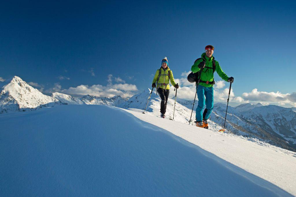 Skitouren Gehen - Bild: Herbert Raffalt
