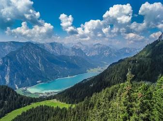 Klettersteig Achensee : Klettersteige achensee u2013 via ferrata.de