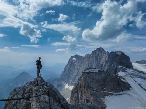 Klettersteig Dachstein : Die schönsten klettersteige am dachstein