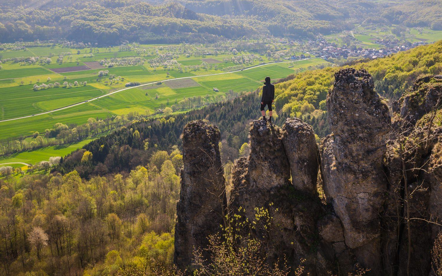 Klettersteigset Schweiz : Foto der woche u2013 fränkische schweiz von stefan prech photography