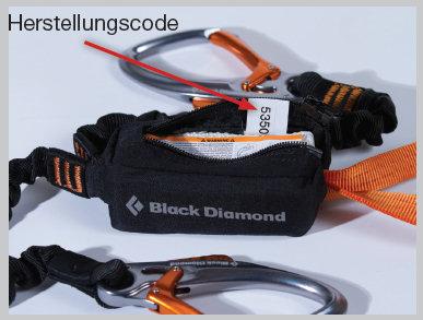 Klettersteigset Mit Seilklemme : Black diamond ruft klettersteigsets und camalots zurück