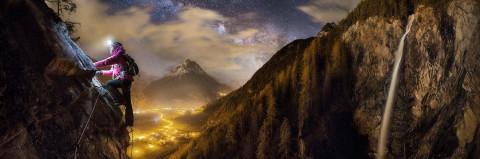 Foto der Woche – Lehner Wasserfall von Nicholas Roemmelt