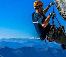 Die 10 schwersten Klettersteige der Welt