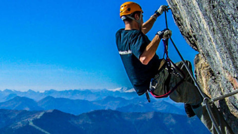 Klettersteigset Rückruf : Rückruf weiterer klettersteigsets