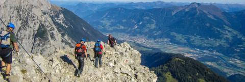 [Anzeige] Bergsport im Karwendel