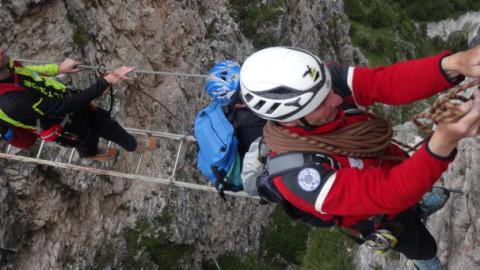 Klettersteigset Mit Seilbremse : Rückruf weiterer klettersteigsets