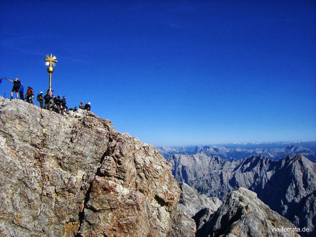 Klettersteig Zugspitze Schwierigkeitsgrad : Faszination zugspitze auf die wandern und klettern