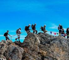 Auf die Zugspitze wandern und klettern – Tourenvorschläge