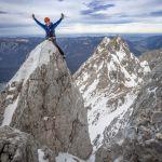 Felsnadel Zugspitze - - Bild: www.facebook.com/silvanmetzfotografie