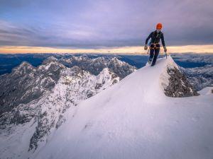 Eisenzeit Zugspitze - Bild: www.facebook.com/silvanmetzfotografie