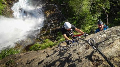 [Anzeige] Die schönsten Klettersteige im Ötztal