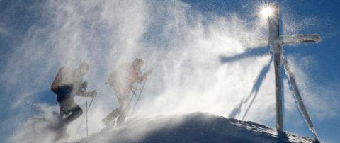 Faszination Schneeschuhwandern – Ausrüstung – Technik – Spuren