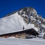 Schneeschuhtour in den bayerischen Voralpen
