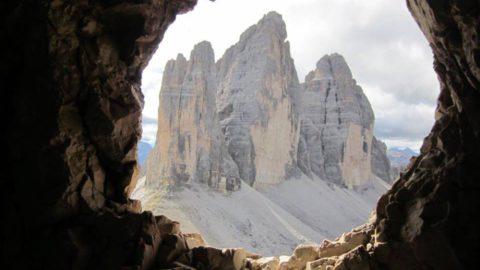"Klettersteigrunde ""Dolomiti Senza Confini"" – Sextener Dolomiten"