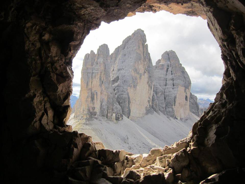 Klettersteig Drei Zinnen : Drei zinnen dolomiten u via ferrata klettersteige
