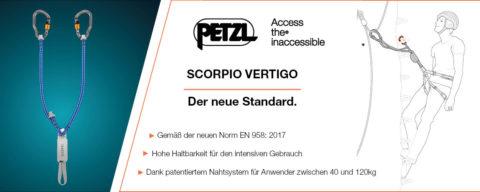 [ANZEIGE] Petzl Scorpio Vertigo
