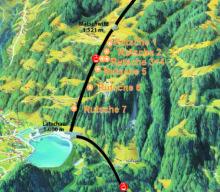 Waldrutschenpark Latschau – 500Hm Rutschen am Golm