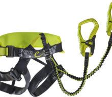 Edelrid Jester Comfort – Klettergurt und Klettersteigset in einem