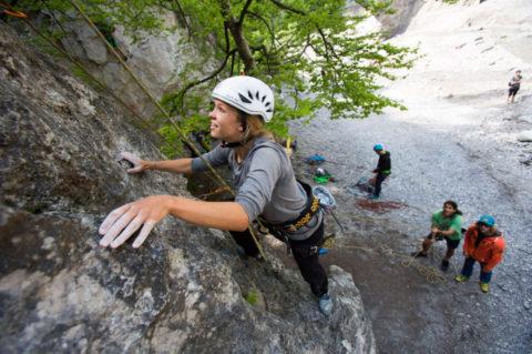Kostenloses Kletter-Camp am 24./25. Juni im PillerseeTal