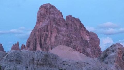 Via Ferrata Severino Casara nach Felssturz am Zwölferkofel gesperrt