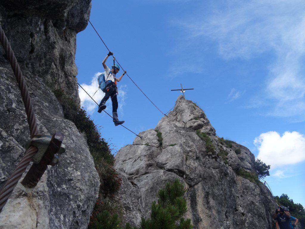 Klettersteig Set Norm : Klettersteig stripsenkopf u2013 via ferrata.de klettersteige