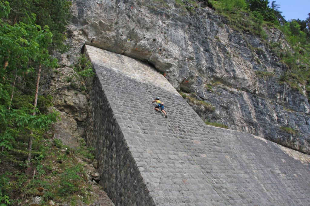 Klettersteig Achensee : Klettersteige achensee urlaub wandern & klettern im rofangebirge
