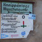Muschelquelle Streitberg