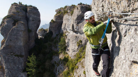 Klettersteigset Petzl : Klettersteig videos u2013 youtube via ferrata filme