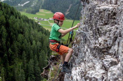 Klettersteig Fränkische Schweiz : Klettersteig wipptal via ferrata klettersteige