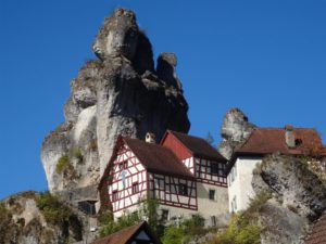 Tüchersfeld Fränkische Schweiz