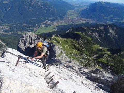 Klettersteig Für Anfänger : Leichte klettersteige für anfänger in deutschland u liste