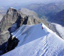 Biancograt Piz Bernina – Tour in Bildern