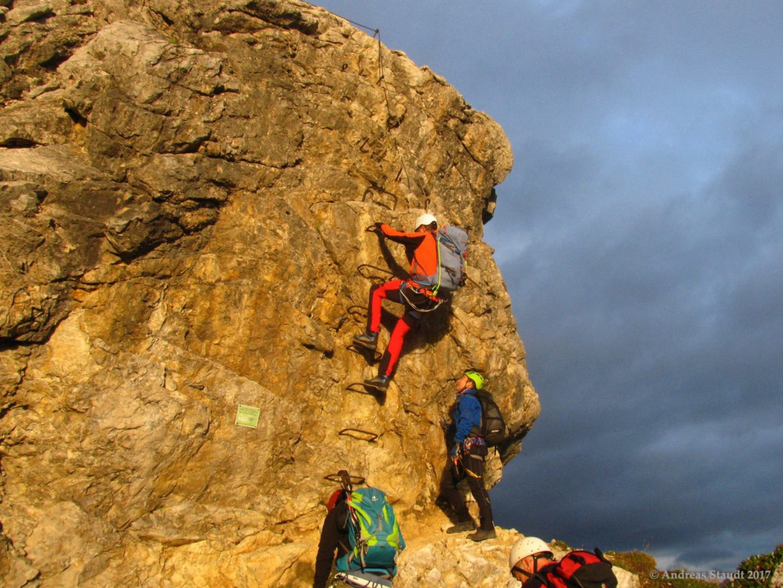 Klettersteig Kleinwalsertal : Klettersteige kleinwalsertal urlaub allgäu aktivitäten