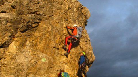 Mindelheimer Klettersteig – Klassiker über dem Kleinwalsertal