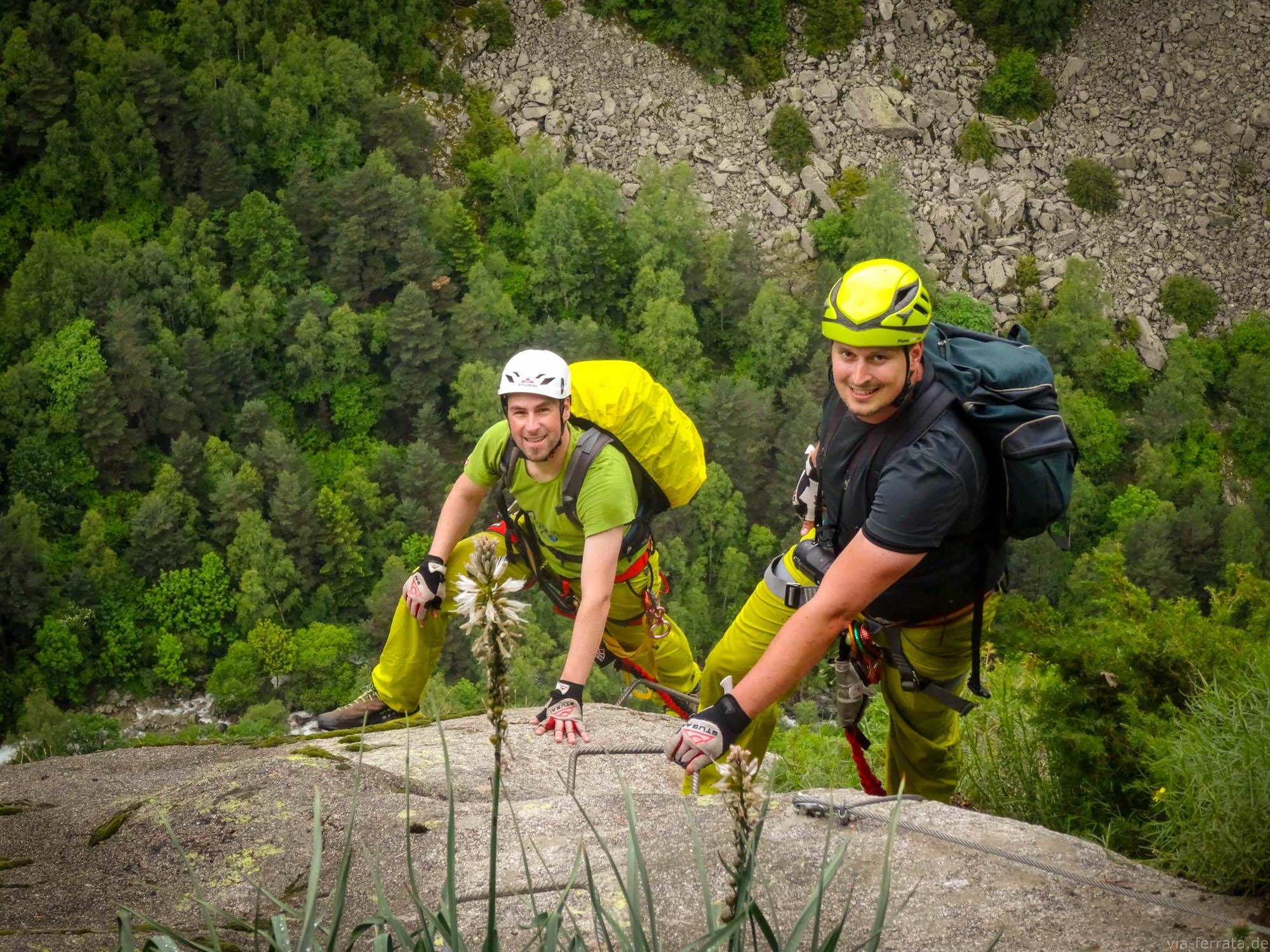 Klettersteig Urlaub : Klettersteige im salzburgerland magazin