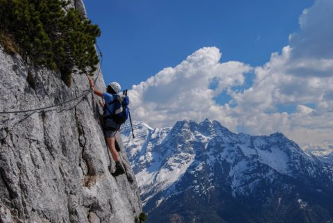 Klettersteig Schuastagangl (➡kitzbueheler-alpen.com)