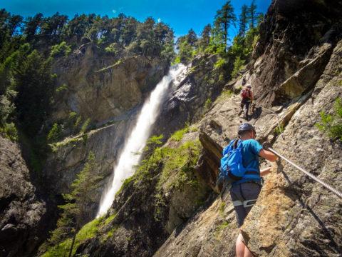 Klettersteig Oetztal : Klettersteige Ötztal urlaub aktivitäten wandern & klettern