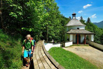 Premiumwanderweg Kriegerkapelle - ® Eisele Hein