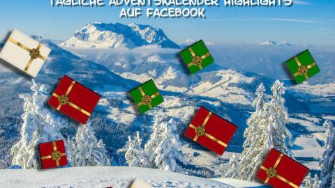 "Facebook Adventskalender Gewinnspiele – die heutigen ""Highlights"""